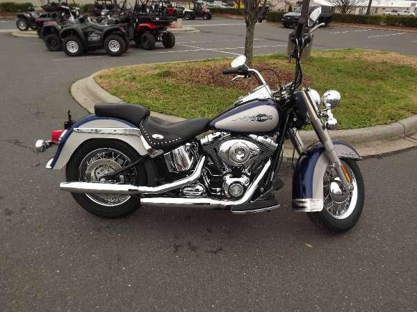 2007 harley davidson heritage softail classic for sale in pineville north carolina classified. Black Bedroom Furniture Sets. Home Design Ideas