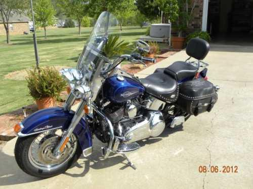 2007 Harley Davidson Heritage Softail Classic in