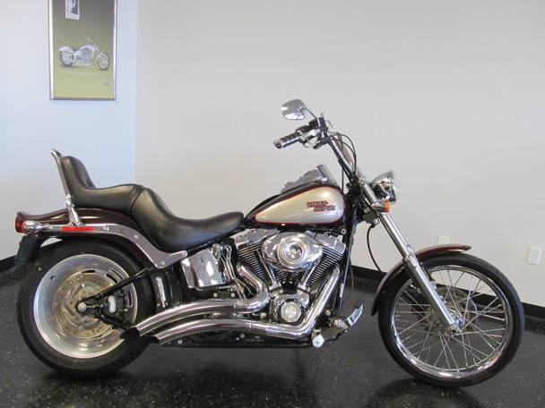2007 Harley-Davidson Softail Custom FXSTC NICE UPGRADES!! for Sale ...