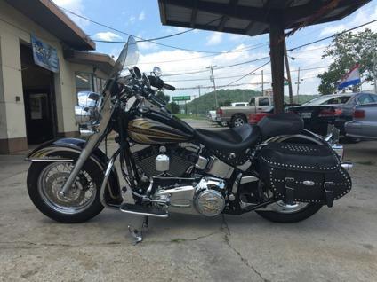 2007 Harley Davidson Softail Deluxe FLSTNI