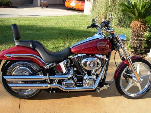 2007 Harley-davidson Softail Deuce -1584cc