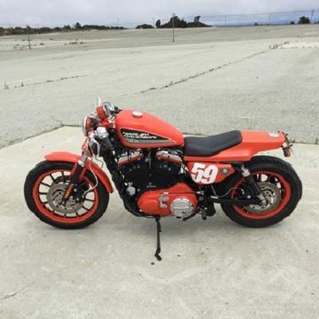 2007 Harley Davidson Sportster CAFE RACER For Sale In Studio City California