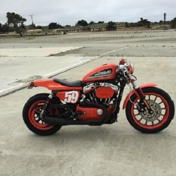 2007 Harley Davidson Sportster CAFE RACER For Sale In Harrisburg North Carolina