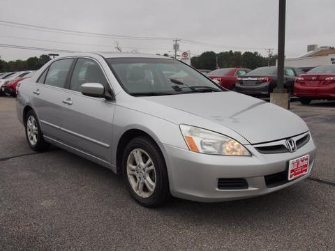 2007 honda accord 4 door sedan for sale in dover new hampshire classified. Black Bedroom Furniture Sets. Home Design Ideas