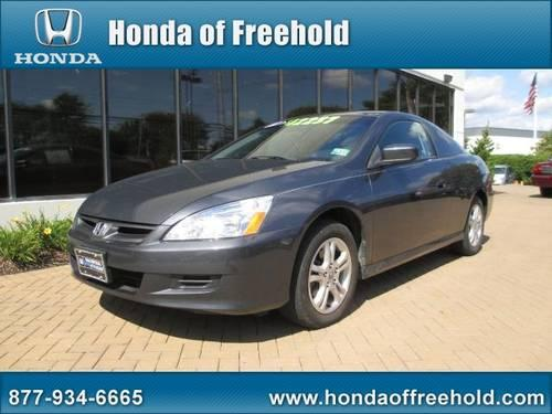 2007 honda accord cpe coupe for sale in east freehold new for Honda freehold nj