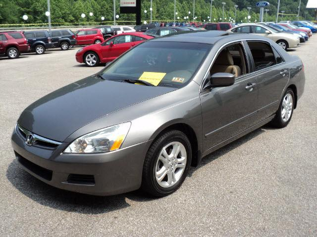 2007 honda accord ex for sale in danville west virginia classified. Black Bedroom Furniture Sets. Home Design Ideas