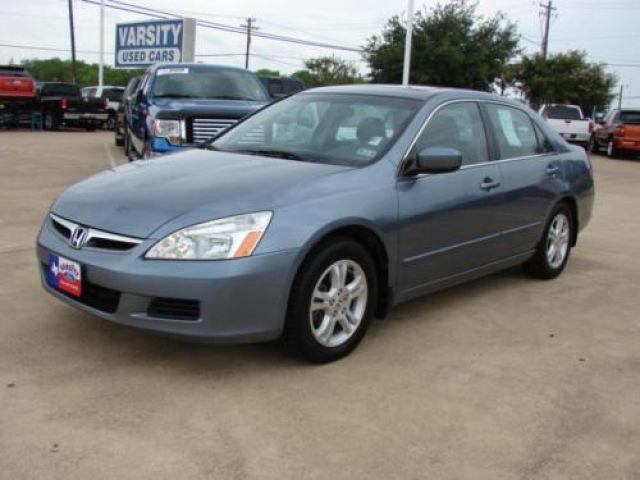 2007 honda accord ex l for sale in college station texas classified. Black Bedroom Furniture Sets. Home Design Ideas