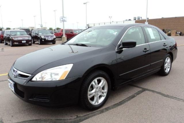 2007 honda accord ex l for sale in sioux falls south dakota classified. Black Bedroom Furniture Sets. Home Design Ideas