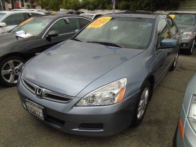 2007 Honda Accord EX-L EX-L 4dr Sedan (2.4L I4 5A)