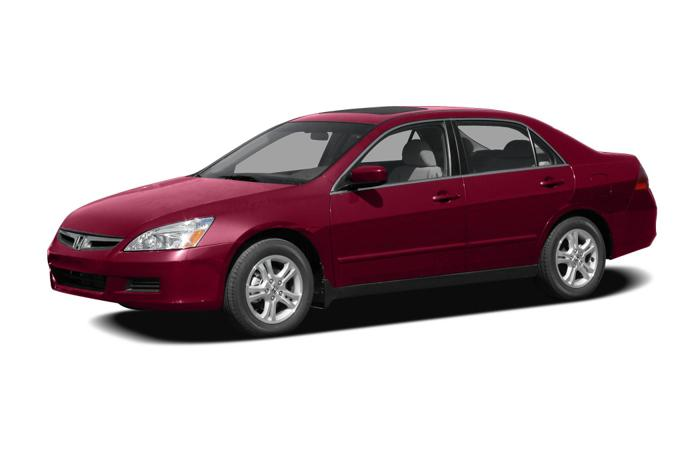 2007 Honda Accord EX L EX L 4dr Sedan 2 4L I4 5A for