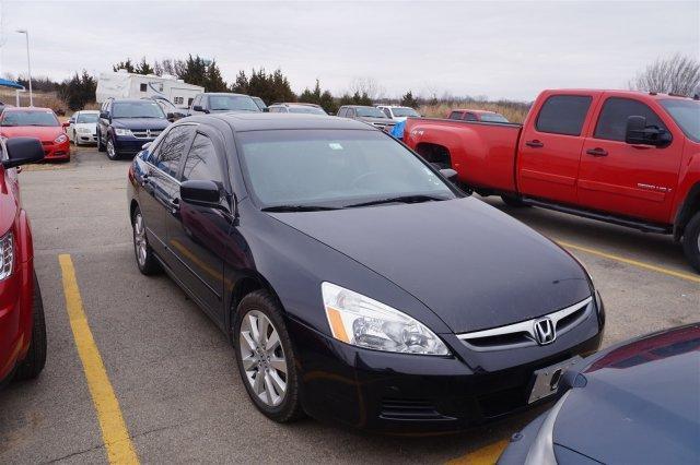 2007 Honda Accord EX-L V-6 EX-L V-6 4dr Sedan (3L V6