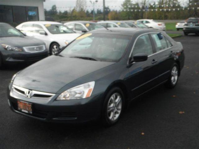 2007 honda accord exl for sale in mcminnville oregon classified. Black Bedroom Furniture Sets. Home Design Ideas