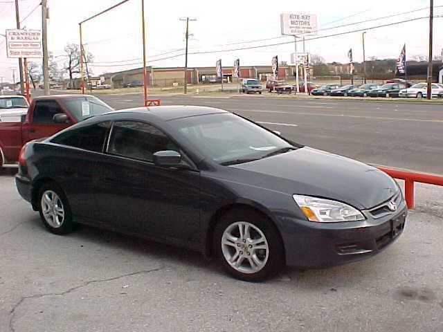 2007 honda accord lx for sale in arlington texas classified. Black Bedroom Furniture Sets. Home Design Ideas