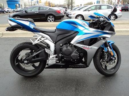 2007 honda cbr 600 rr 2007 honda cbr motorcycle in for Honda motorcycle dealer dallas