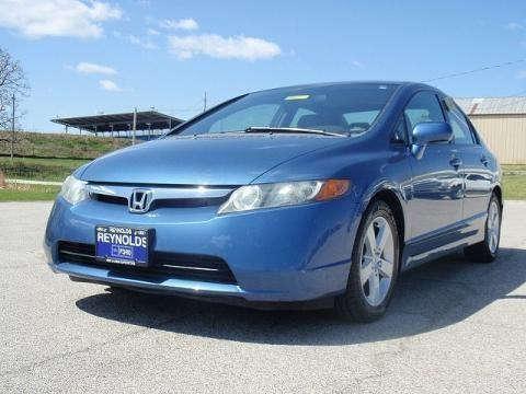 2007 honda civic 4 door sedan for sale in babcock illinois classified. Black Bedroom Furniture Sets. Home Design Ideas