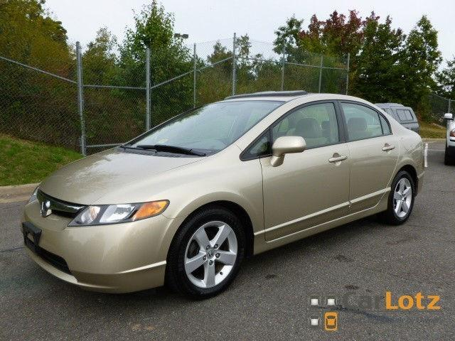 2007 honda civic ex for sale in midlothian virginia classified. Black Bedroom Furniture Sets. Home Design Ideas
