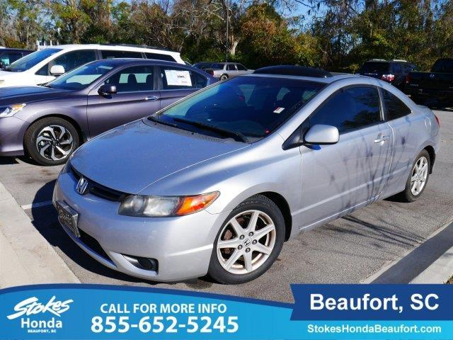 2007 honda civic ex ex 2dr coupe 1 8l i4 5a for sale in beaufort south carolina classified. Black Bedroom Furniture Sets. Home Design Ideas