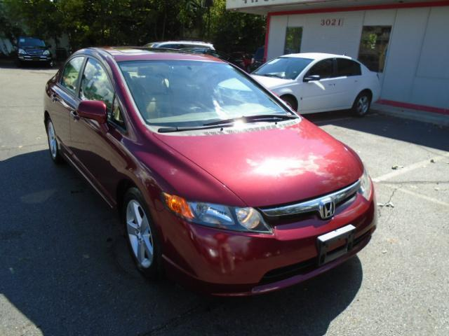 2007 Honda Civic EX EX 4dr Sedan (1.8L I4 5A)