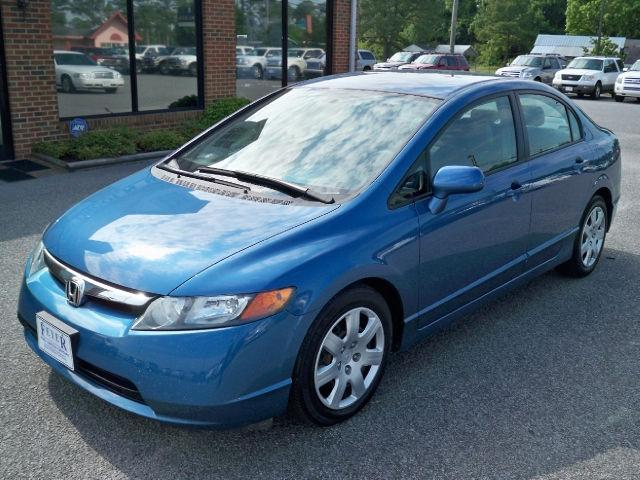 2007 honda civic lx for sale in williamston north carolina classified. Black Bedroom Furniture Sets. Home Design Ideas