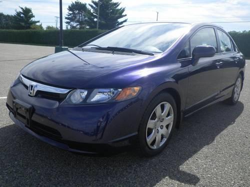2007 Honda Civic Sedan Lx For Sale In Beekmantown New