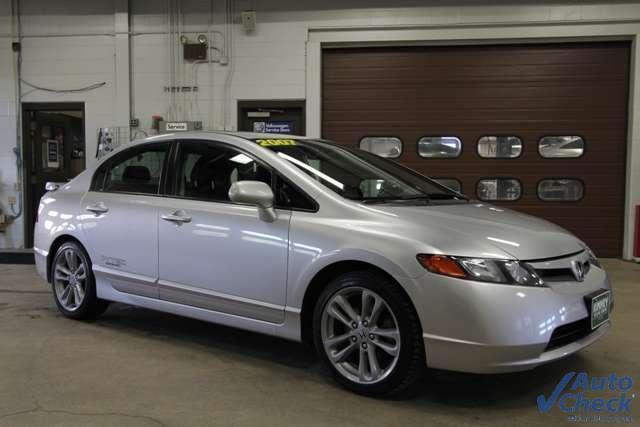 2007 honda civic si for sale in rutland vermont classified. Black Bedroom Furniture Sets. Home Design Ideas