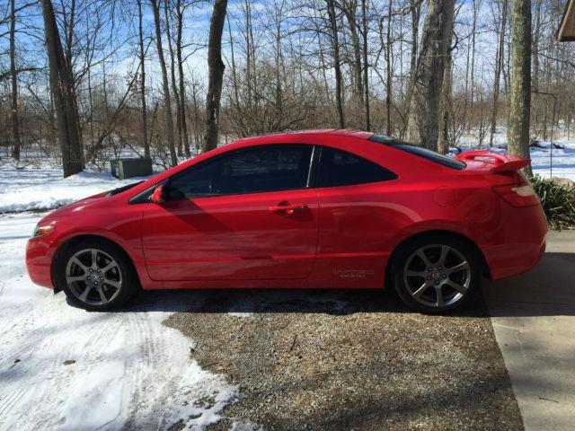 2007 Honda Civic Si Coupe for Sale in London, Ohio ...