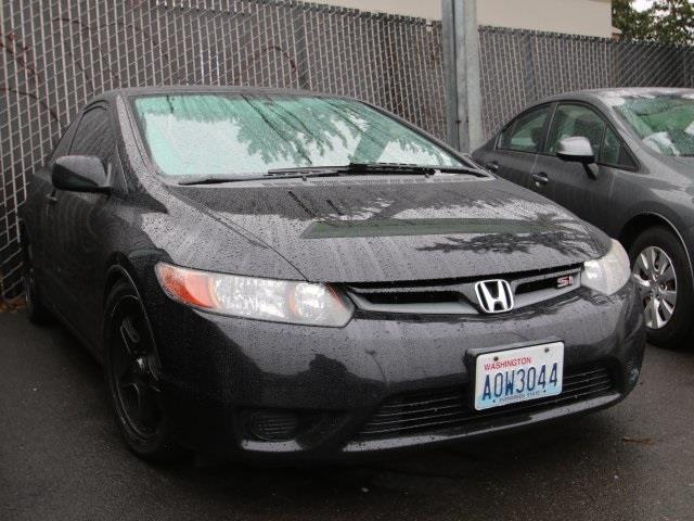 2007 Honda Civic Si Si 2dr Coupe