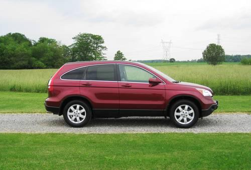 2007 honda cr v awd ex l with navigation for sale in for Honda crv exl with navigation