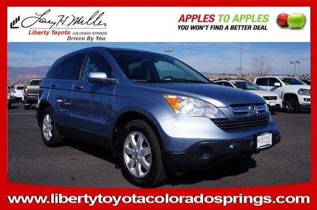 2007 honda cr v ex l awd ex l 4dr suv for sale in colorado. Black Bedroom Furniture Sets. Home Design Ideas