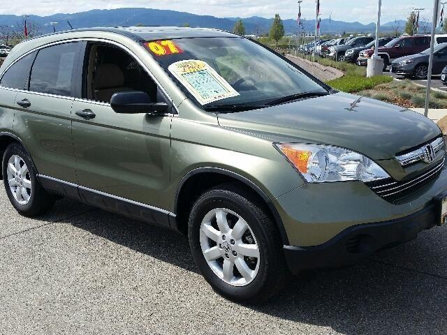 2007 honda cr v front wheel drive ex ex for sale in medford oregon classified. Black Bedroom Furniture Sets. Home Design Ideas