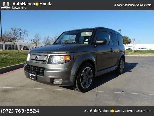 2007 honda element for sale in lewisville texas classified. Black Bedroom Furniture Sets. Home Design Ideas