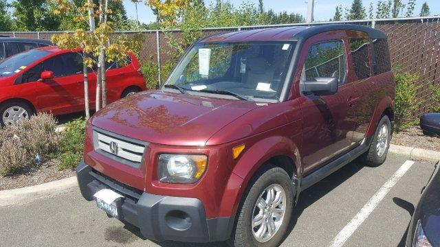 2007 Honda Element EX AWD EX 4dr SUV 5A