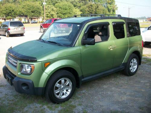 2007 honda element suv ex for sale in hartselle alabama classified. Black Bedroom Furniture Sets. Home Design Ideas