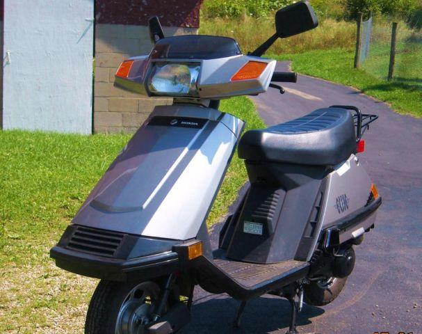 2007 Honda Elite 80 Scooter For Sale In Jones Mills