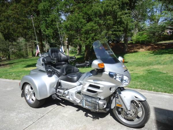 2007 honda gl1800 roadsmith trike in knoxville tn for for Honda knoxville tn