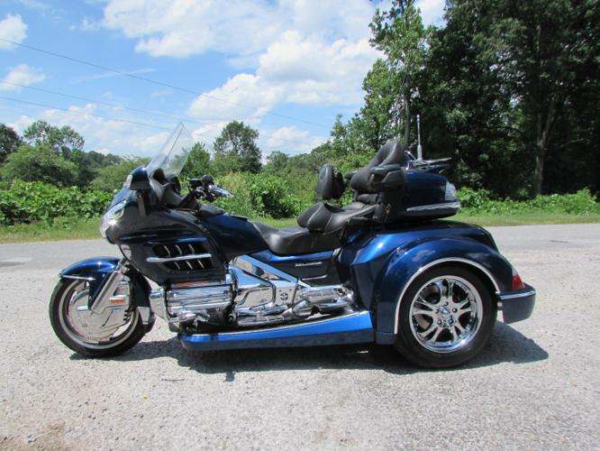 2007  HONDA GOLDWING GL1800 ROADSMITH TRIKE BY TRIKE