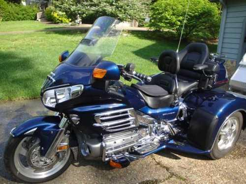 2007 honda goldwing in chattanooga tn 2007 honda for Honda motorcycle dealers in tennessee