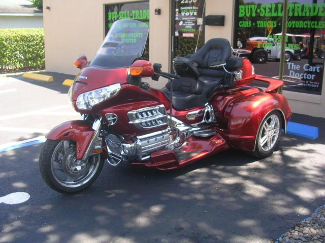2007 Honda Goldwing w/Trike - 10217 for Sale in Orange ...