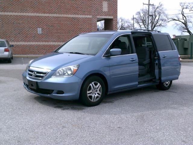 2007 honda odyssey ex 4dr minivan for sale in baresville for 2007 honda odyssey ex