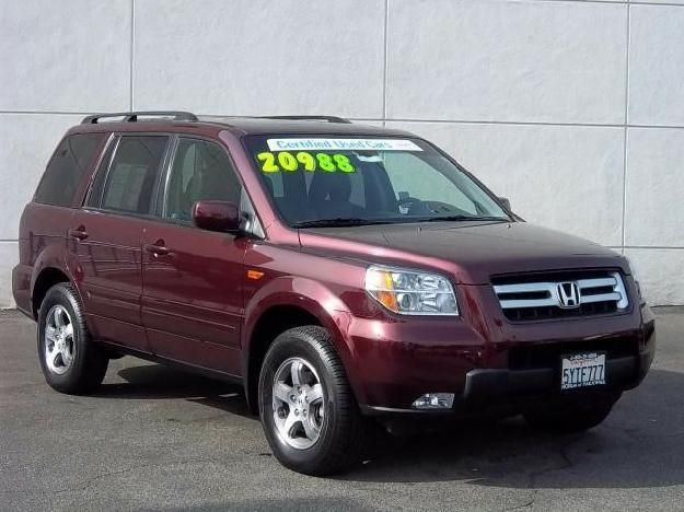 2007 honda pilot 2wd 4dr ex l for sale in pasadena california classified. Black Bedroom Furniture Sets. Home Design Ideas