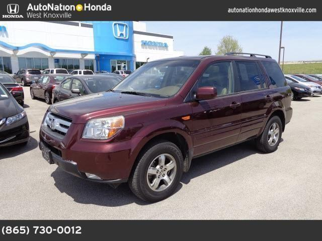 2007 honda pilot for sale in knoxville tennessee classified. Black Bedroom Furniture Sets. Home Design Ideas