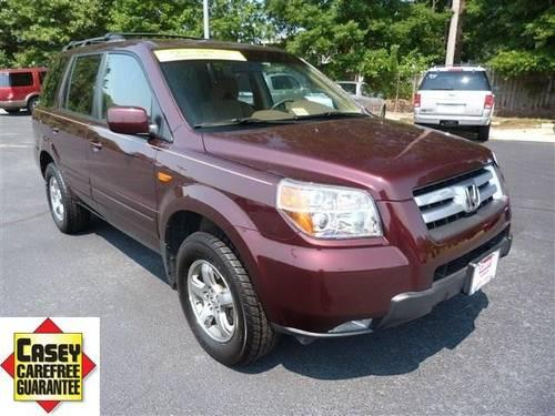 2007 Honda Pilot Sport Utility EX for Sale in Newport News, Virginia Classified | AmericanListed.com