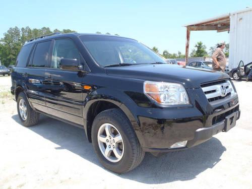Honda pilot for sale in north carolina for Honda large suv