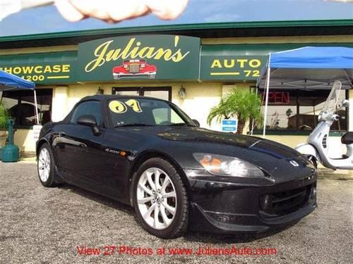 2007 honda s2000 two door coupe 2dr conv for sale in new port richey florida classified. Black Bedroom Furniture Sets. Home Design Ideas
