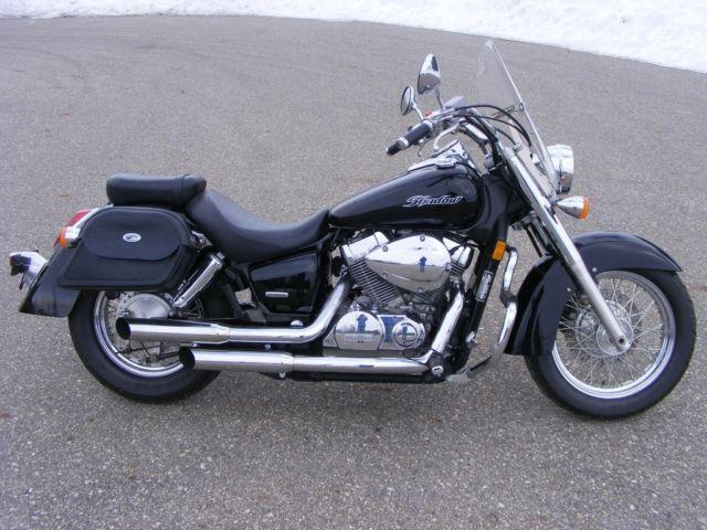 Honda Certified Pre Owned Financing >> 2007 Honda Shadow 750 Aero for Sale in Marlette, Michigan ...