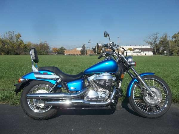 Honda Shadow Ace 750 For Sale In Ohio Classifieds U0026 Buy And Sell In Ohio    Americanlisted