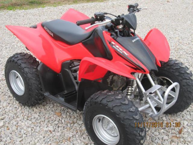 2007 Honda Trx 90 For Sale In Ash Ridge  Ohio Classified