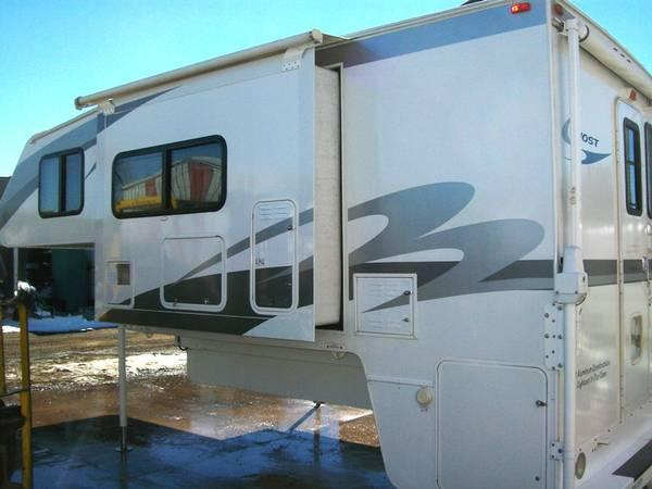 2007 Host Yellowstone Truck Camper For Sale In Henderson