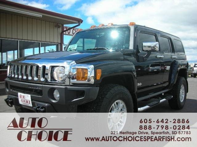 2007 hummer h3 for sale in spearfish south dakota for Spearfish motors spearfish sd