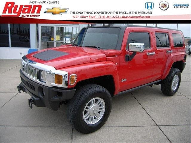 2007 hummer h3 2007 hummer h3 car for sale in monroe la 4367122566 used cars on oodle. Black Bedroom Furniture Sets. Home Design Ideas